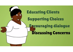 Family Planning Counselling - Introductory Animation